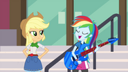 "Rainbow Dash ""I was going to pony up"" EG3"