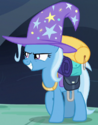 Thorax as Trixie ID S6E26