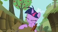 Twilight smile error S02E03