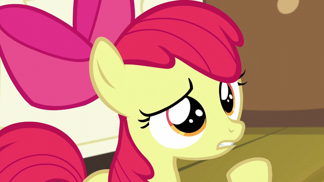 "File:Apple Bloom ""What is it?"" S5E04.png"