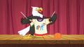 Eagle knits Rainbow Dash a jumper S2E7.png