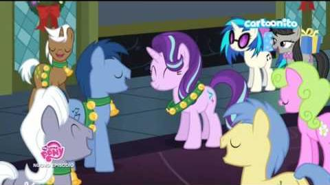 Hearth's Warming Eve Is Here Once Again (Reprise) - (Italian)