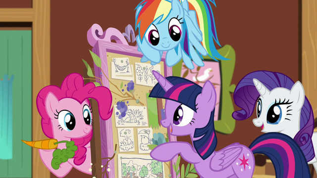File:Twilight Sparkle suggests a library cave S7E5.png