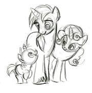 Unicorn Family Sketch.jpg