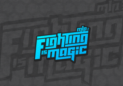 FANMADE Fighting is Magic logo