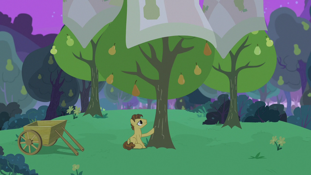 File:Grand Pear taking care of his pear trees S7E13.png