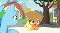 """Applejack """"don't know what kind of whammy"""" S6E21"""