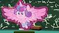 Flurry Heart in Twilight Sparkle's magic aura S7E3.png