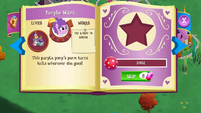 Purple Wave album page MLP mobile game