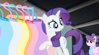 Rarity 'Why, thank you so much!' S4E08