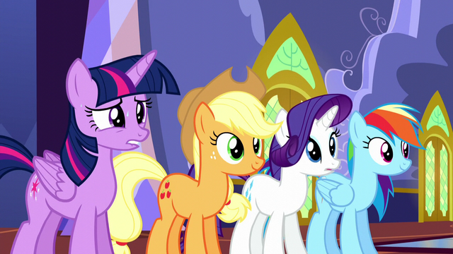 File:Twilight nervously bites her lip while others look at door S5E11.png