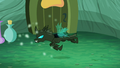 Changeling chases stallion S5E26.png