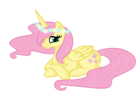 File:FANMADE Alicorn Fluttershy by pvt-llama.png