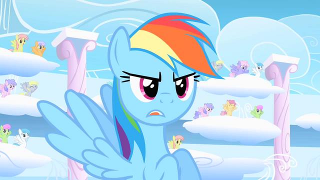File:Rainbow Dash un-colored mouth error S01E16.png