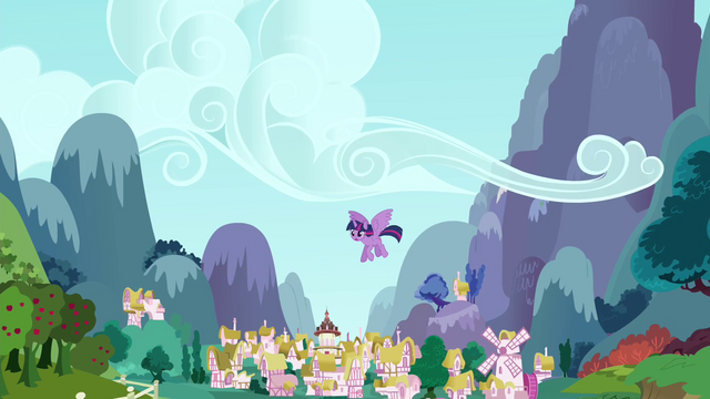 File:Twilight flies after Rainbow Dash S4E21.png