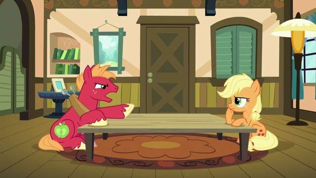 """File:Big Mac """"made things worse with a giant lie!"""" S6E23.png"""