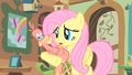 Fluttershy caring for Philomena S01E22.png
