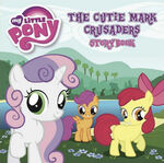 MLP The Cutie Mark Crusaders storybook cover