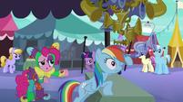 Pinkie wants flugelhorn S3E2