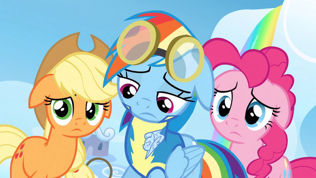 File:Rainbow Dash disappointed S3E07.png