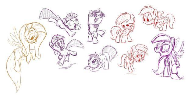 File:Sabrina Alberghetti August 2011 pony sketches.jpg