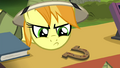 Daring Do collector sneers at horseshoe S4E22.png
