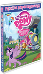 Friends Across Equestria DVD Sideview