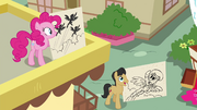 Pinkie Pie and Cherry Fizzy with Wonderbolts drawings S4E21.png