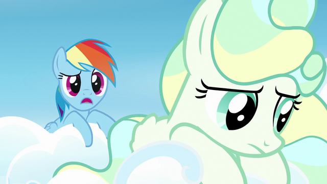 "File:Rainbow Dash ""you're lead pony material"" S6E24.png"