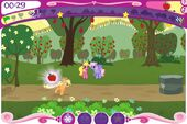 RiM Earth pony race Cherry Berry and Rainbowshine