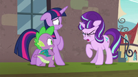 "Starlight ""...cutie mark would..."" S5E26"