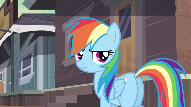 File:Rainbow Dash that card S2E14.png