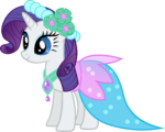 Canterlot Castle Rarity 5