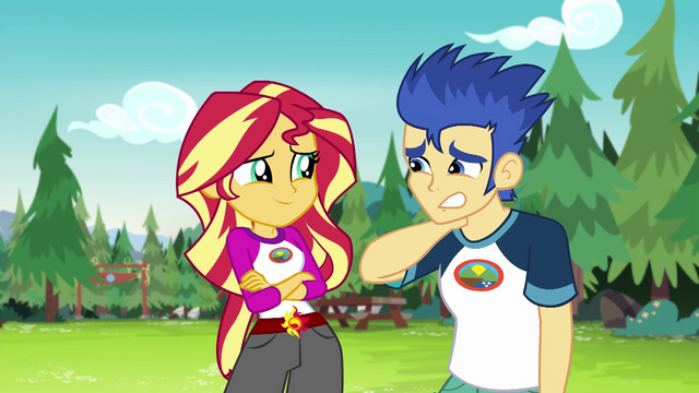 File:Flash Sentry stinging from Sunset's bluntness EG4.png