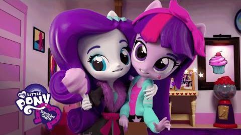 MLP Equestria Girls Minis Australia - 'Pillow Fight' Episode 4