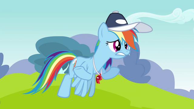 File:Rainbow Dash worry shrug S2E22.png