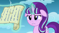 Starlight's pupils widen S5E26