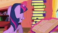 Twilight 'why don't you take the day off' S3E09
