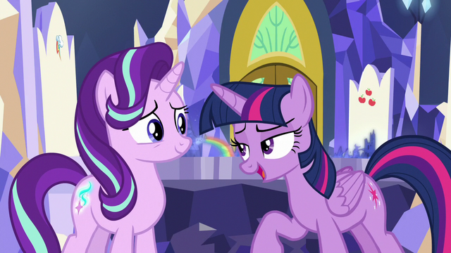 """File:Twilight Sparkle """"fighting over a comb"""" S7E10.png"""