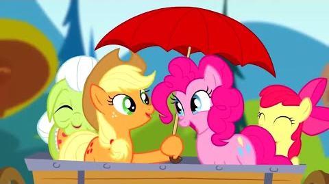 Brazilian Portuguese My Little Pony Apples To The Core - Reprise HD