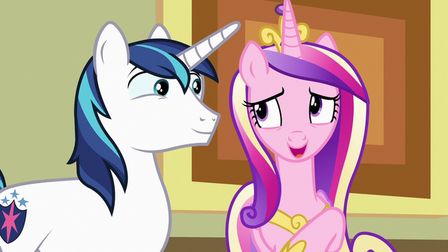 """File:Princess Cadance """"that took forever to clean up!"""" S7E3.png"""