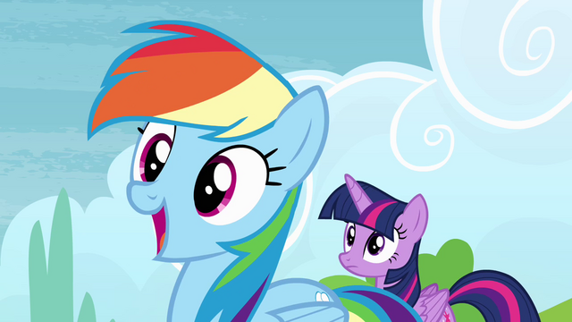 File:Rainbow Dash gasping excitedly S4E10.png