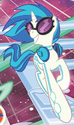 Comic issue 10 Superhero DJ Pon-3