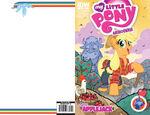 Comic micro 6 Larry's cover
