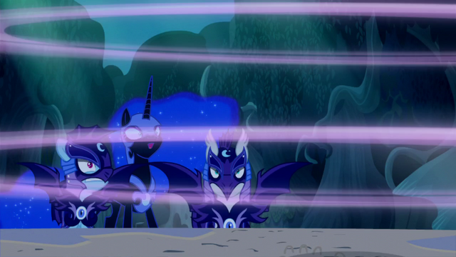 "File:Nightmare Moon big ""No"" S5E26.png"