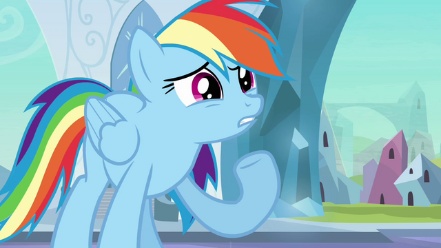 File:Rainbow 'I got nothin'!' S3E1.png