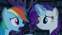 "Rainbow Dash ""what happened?"" S5E21"