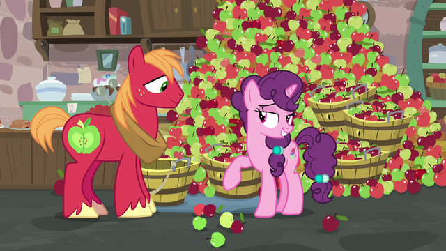 """File:Sugar Belle """"thanks for coming all this way"""" S7E8.png"""