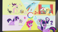 "Twilight ""without this rainboom"" S5E25"