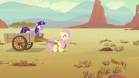 Twilight & Fluttershy she goes S2E14